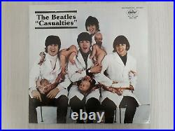 The Beatles Casualties Vinyl SPRO-9469 Yesterday and Today