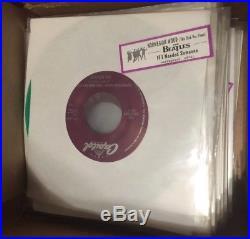 The Beatles Cema Complete Set 47 7 Jukebox Only 45rpm New Mint Vinyl Ltd