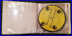 The Beatles Christmas Collection 7 Picture Disc Singles withVinyl Display Folder
