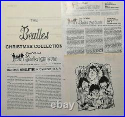 The Beatles Christmas Collection Rare Limited 45T 7 × Vinyl 7' Picture Disc