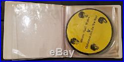 The Beatles Christmas Record Collection vinyl PICTURE DISC 7x7 fanclub 303/1000