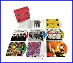 The Beatles Christmas Records Box 7 X 7 Coloured Vinyl New Presale 15.12.2017