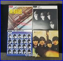The Beatles Collection 14 LP Vinyl Record Blue Box Set UK MINT 1978 Original