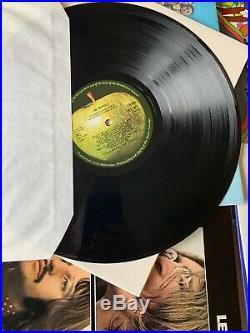 The Beatles Collection Album Box Set (BC13) 14 x Mint Vinyl LP Records Rare