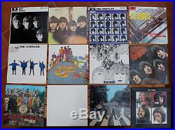 The Beatles Collection BC-13 UK Limited Edition Box Set 14 Vinyl LPs