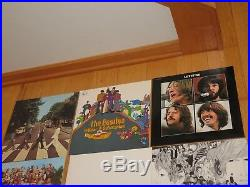 The Beatles Collection BLUE BOX, Vinyl Albums, Brand New, Never Played