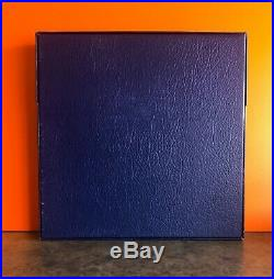 The Beatles Collection Blue Box 14-LP Vinyl Box Set BC-13 Stereo NEVER PLAYED