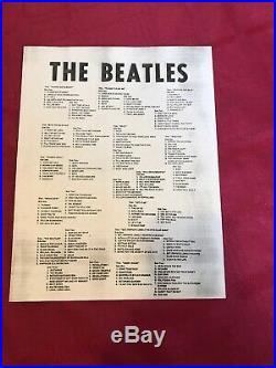The Beatles Collection Blue Box BC 13 Complete 12 14xLP Vinyl Set UK CLEAN