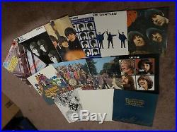 The Beatles Collection Blue Box BC13 Complete 14 LP Vinyl DUTCH Set NM / Mint-