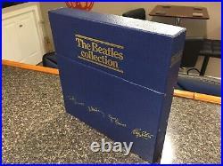 The Beatles Collection Blue Box! Mint! Bc13 13 Lp + Bonus 1987
