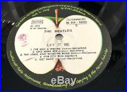 The Beatles Collection Blue Box Set Vinyl 14 LP Italy Parlophone BC13 Poster
