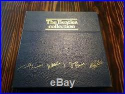The Beatles Collection Blue Box Stereo Vinyl Set EMI UK Parlophone 13 LP Album