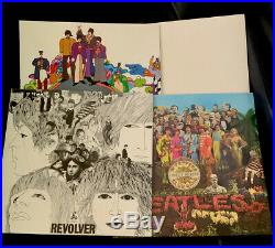 The Beatles Collection, Blue Box, UK Edition, BC-13, 14 Vinyl Records, Excellent