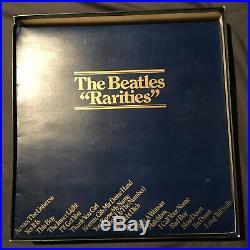 The Beatles Collection (Blue Box Vinyl Discography 1978)