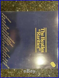 The Beatles Collection Blue Box Vinyl GOOD CONDITION