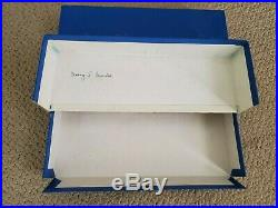 The Beatles Collection (British Blue Box) 14 Records Vinyl Albums Set NO RESERVE