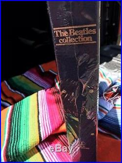 The Beatles Collection (British Blue Box), Vinyl Albums, Brand New, Never Played