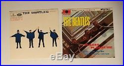 The Beatles Collection (British Blue Box), Vinyl Albums, Like New