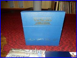 The Beatles Collection (British Blue Box) of Albums 14 Vinyl Albums