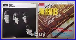 The Beatles Collection Japanese Vinyl Lp Record V6