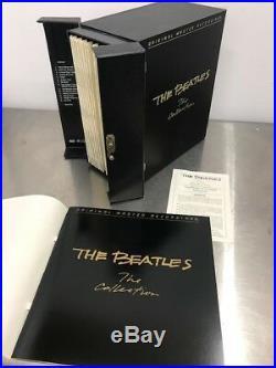 The Beatles Collection MFSL Half Speed Mastered Box Set # 5725 Super Vinyl 1982