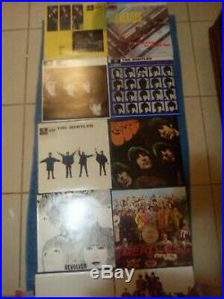 The Beatles Collection Vinyl Records
