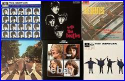 The Beatles Collection, vinyl box set, 13 albums incl The White Album & poster