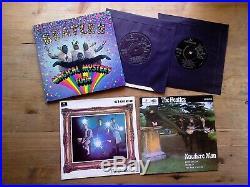 The Beatles EP Collection 15 x 7 Disc EP Box Set Excellent Vinyl Record BEP14