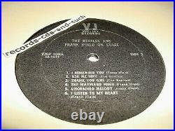 The Beatles & Frank Ifield-vg+/vg+ Reproduction Vinyl Record Album Lp