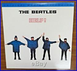 The Beatles HELP! MFSL Vinyl LP LIKE NEW, Near mint