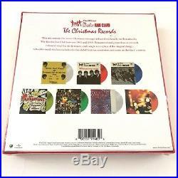 The Beatles Happy Christmas Beatles People! The Christmas Records 7 vinyl set