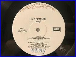 The Beatles Help! LP Vinyl Mobile Fidelity Sound Lab MFSL 1-105 EX/EX mofi