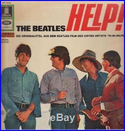 The Beatles Help! POKORA 5001. SPECIAL EDITION Odeon Records Vinyl LP