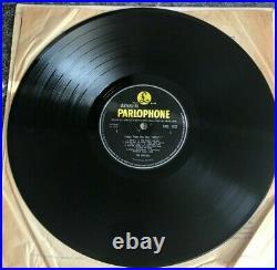The Beatles Help Parlophone PMC 1255 1965 1st UK Mono Vinyl Press EX/EX
