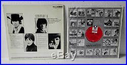 The Beatles Help! Vinyl VG+ LP HÖR ZU SHZE 162 LP 1966 RE, misprint