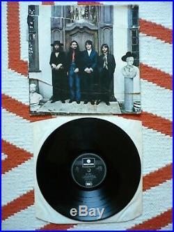 The Beatles Hey Jude! Vinyl UK / WI Export Press 1970 Parlophone 1 Box EMI LP