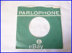 The Beatles If I Fell Ex+ Rare 1964 Uk Export Beat/rock 7 Vinyl Single