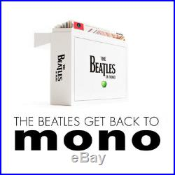 The Beatles In MONO 14 Vinyl LP Box Set And Book Brand new