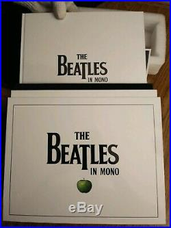 The Beatles In Mono 14 LP vinyl box set 2014 sealed in shipping box Germany