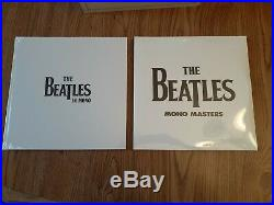 The Beatles In Mono 2014 Germany analogue vinyl box set Mint- in shipping box
