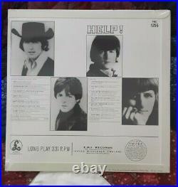 The Beatles In Mono 2014 Help! Sealed/new Oop Germany Aaa Vinyl