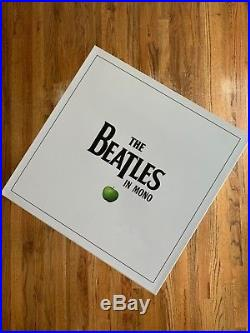 The Beatles In Mono Limited Edition Boxed Set Vinyl Records