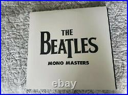 The Beatles In Mono Vinyl 14 LP Box Set 2014 OPENED FOR INSPECTION BEAUTIFUL