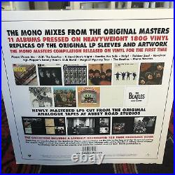 The Beatles In Mono Vinyl 14 LP Box Set 2014 SEALED/NEWithNEVER PLAYED gorgeous