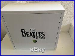 The Beatles In Mono Vinyl Box Set 11x LP unplayed + Book still sealed