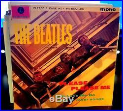 The Beatles In Mono Vinyl Box Set 14 LP Albums + Book Original Box Mint! 2014