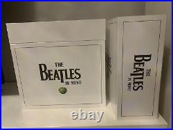 The Beatles In Mono Vinyl Box Set BNIB Never Opened RARE Near Perfect
