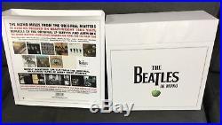 The Beatles In Mono Vinyl Box Set Sealed Nrmt Complete Lob