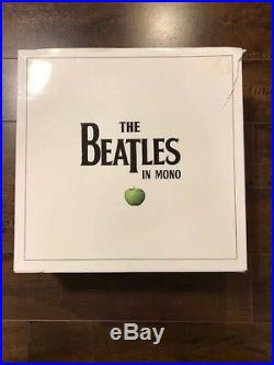 The Beatles In Mono Vinyl Box Set With Book Brand New