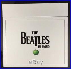 The Beatles In Mono Vinyl Box Set by The Beatles (Vinyl, Sep-2014, 14XLP) 180g